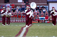 Bulldogs vs Johnston City (Homecoming) 09/18/2015